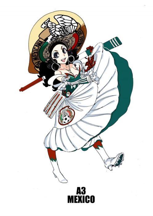 Anime FIFA Mascots - Gallery | eBaum's World