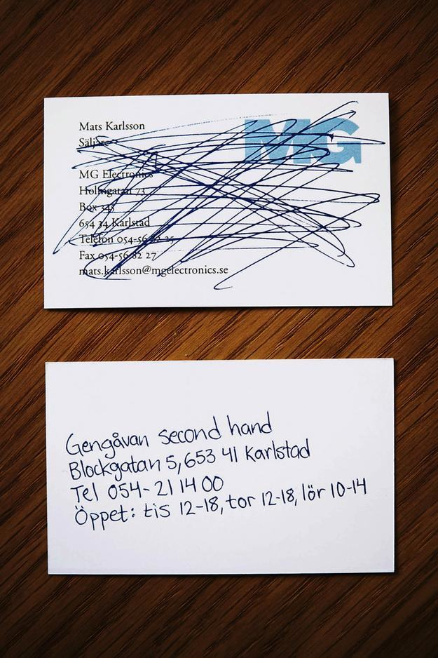 19 Of The Best Business Cards Ever Printed - Funny Gallery | eBaum\'s ...