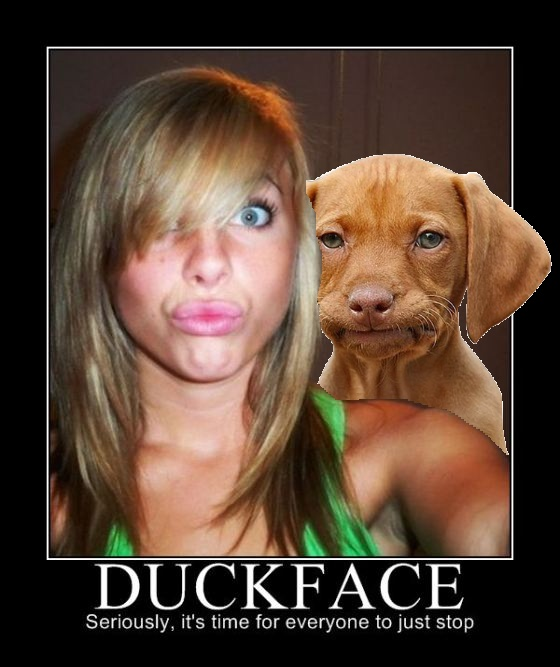 Related pictures duckfaced