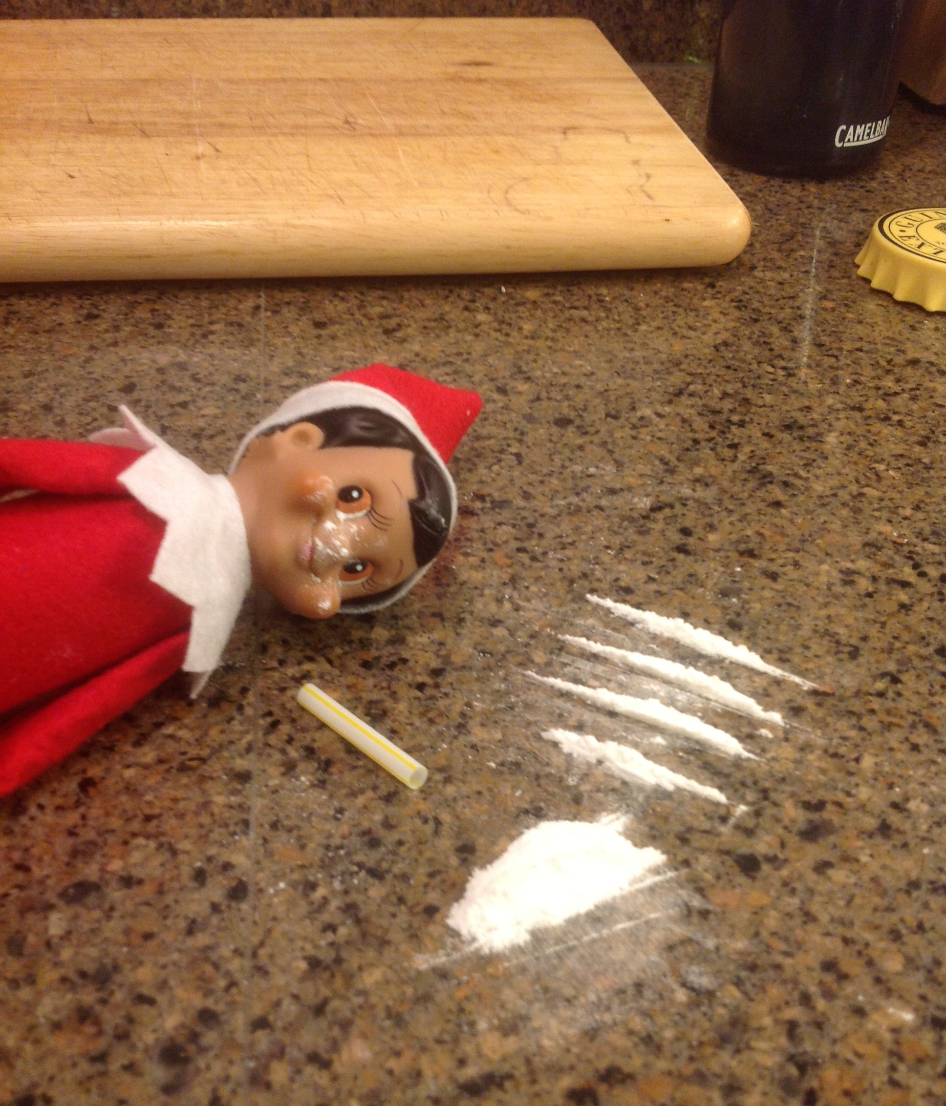 Elf On The Shelf - GONE BAD - Gallery | eBaum's World