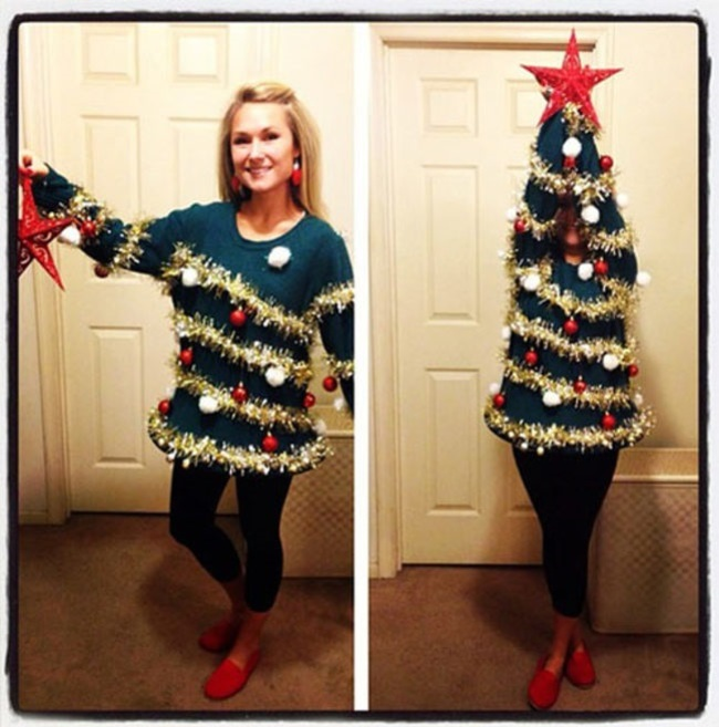 20 - 'Tis The Season For Ridiculous Christmas Outfits - Tis The Season For Ridiculous Christmas Outfits - Gallery EBaum's