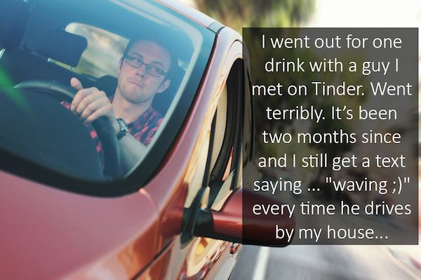 7 - People Share Details From Their Most Disastrous Dates Ever