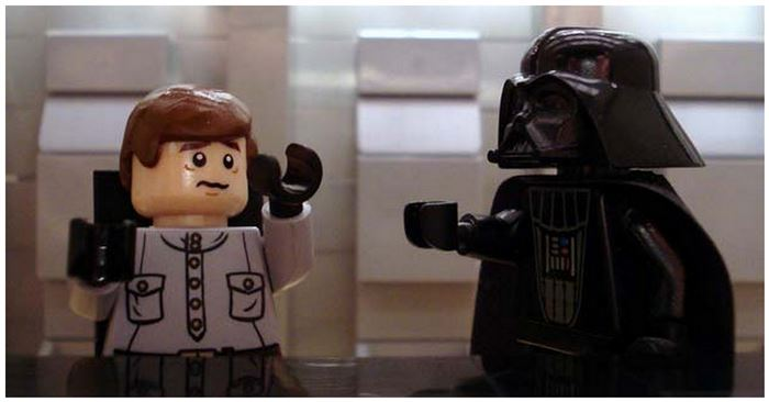 Famous Movie Scenes Recreated In Lego Gallery EBaums World - 15 awesome movie scenes recreated with lego