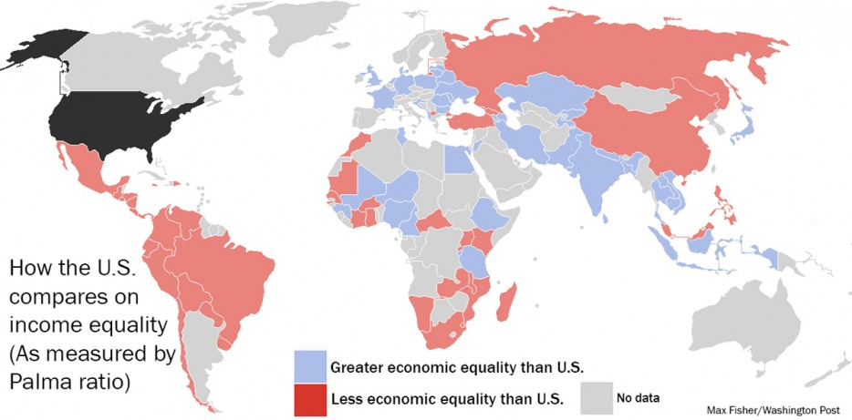 49 maps may change how you view the world pop culture gallery 14 how the us compares to the rest of the world on economic inequality gumiabroncs Choice Image