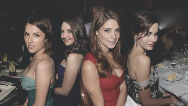 23 - Anna Kendrick, Alison Brie, Ashley Greene and Camilla Belle…who's your choice???