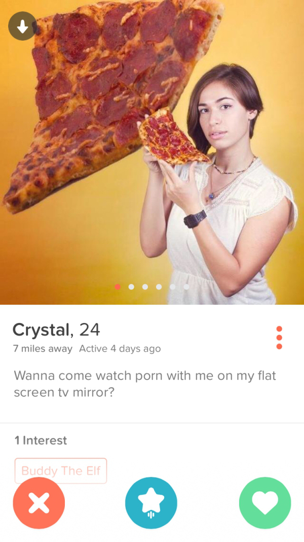 straight to the point tinder dating