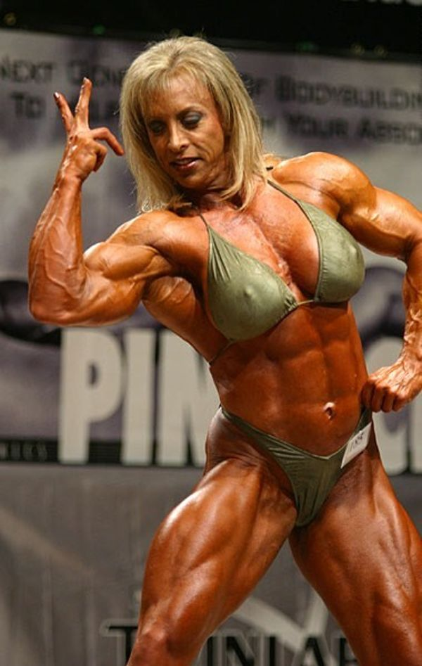Steroid girl