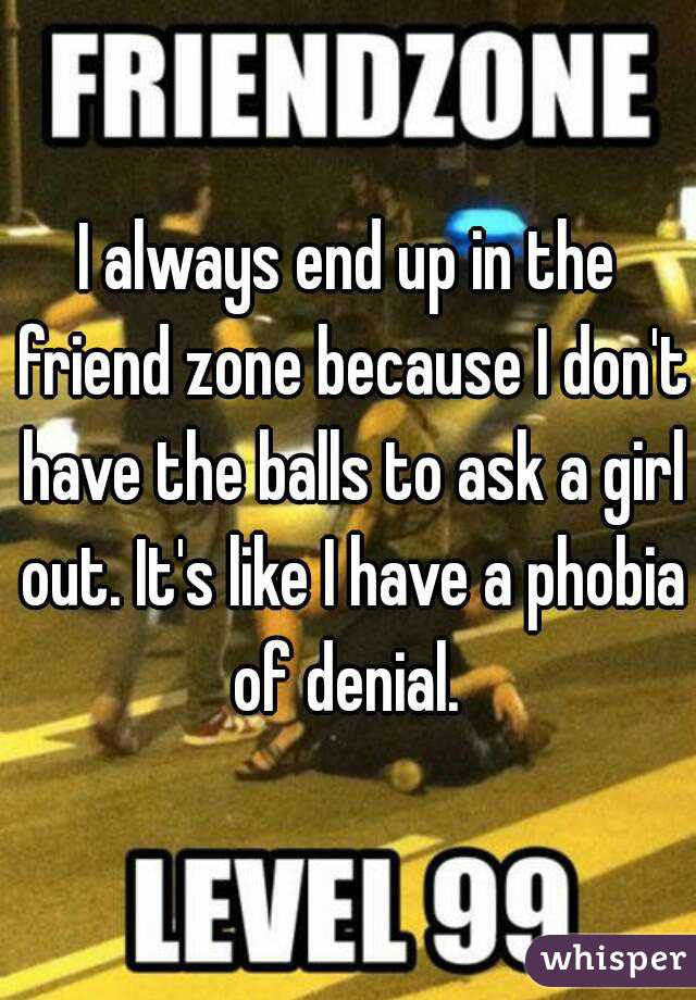 The friend zone online