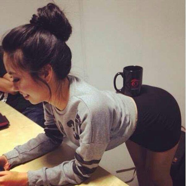 Asian teen booty pics