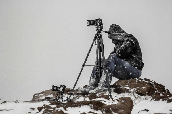 35 Photographers That Will Do Anything For The Perfect Shot