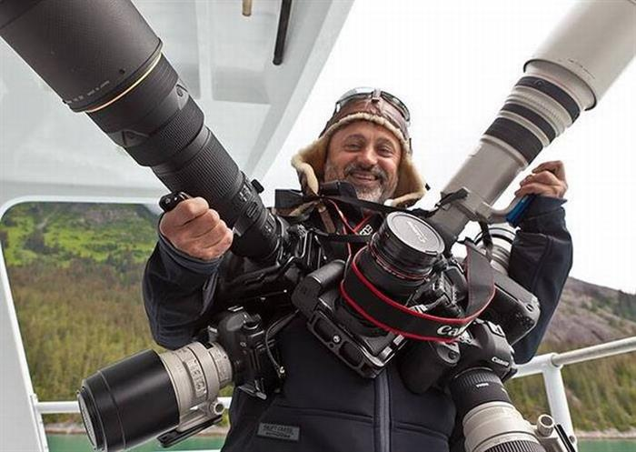 5 - 35 Photographers That Will Do Anything For The Perfect Shot
