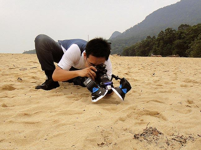 27 - 35 Photographers That Will Do Anything For The Perfect Shot