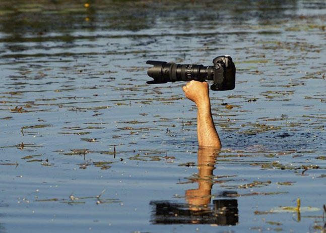 35 - 35 Photographers That Will Do Anything For The Perfect Shot