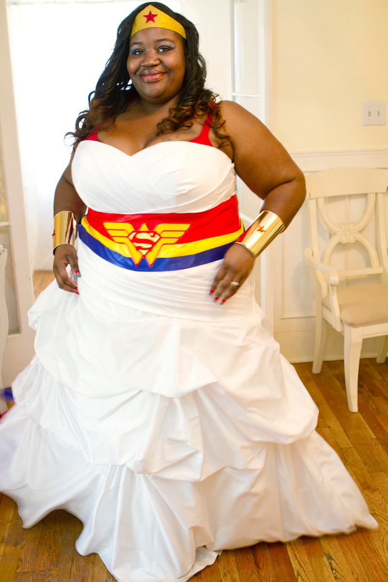 5 This Superman Wonder Woman Wedding Is Super Whack