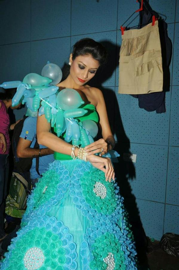 9 - India's first ever condom show