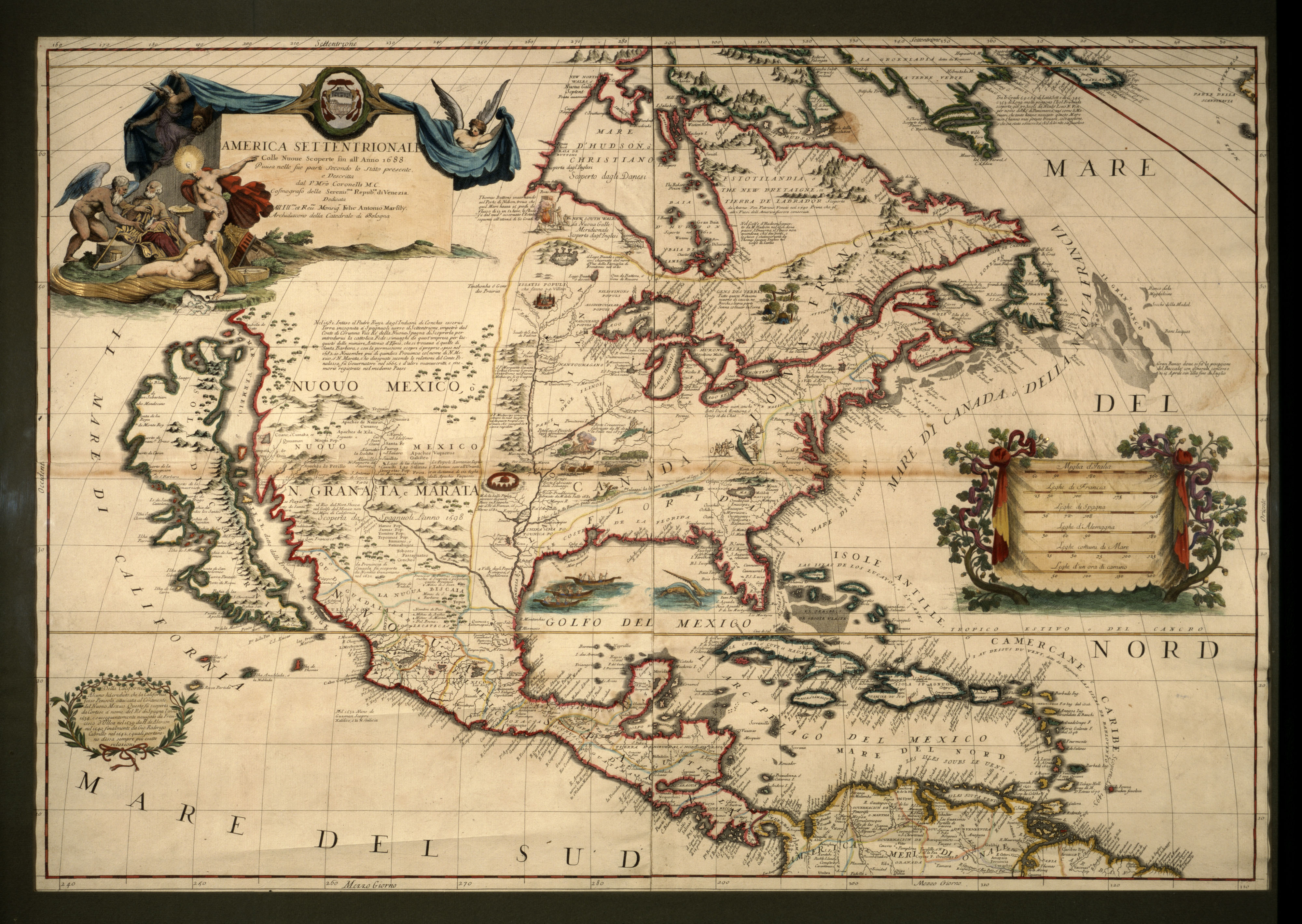 cool old maps most show california island Gallery eBaums World