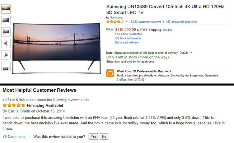 Hilarious Amazon Reviews That Will Make Your Day Gallery