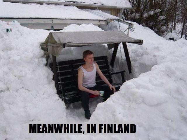 21 funny snow moments gallery ebaum s world