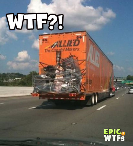 Funnies Gallery EBaums World - 22 hilarious truck signs spotted on the road