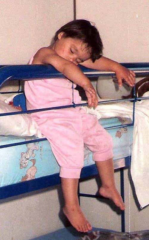 2 - Awkward Sleeping Moments, Part Deux