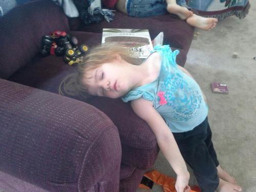 4 - Awkward Sleeping Moments, Part Deux