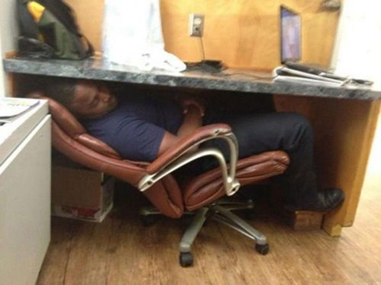 13 - Awkward Sleeping Moments, Part Deux