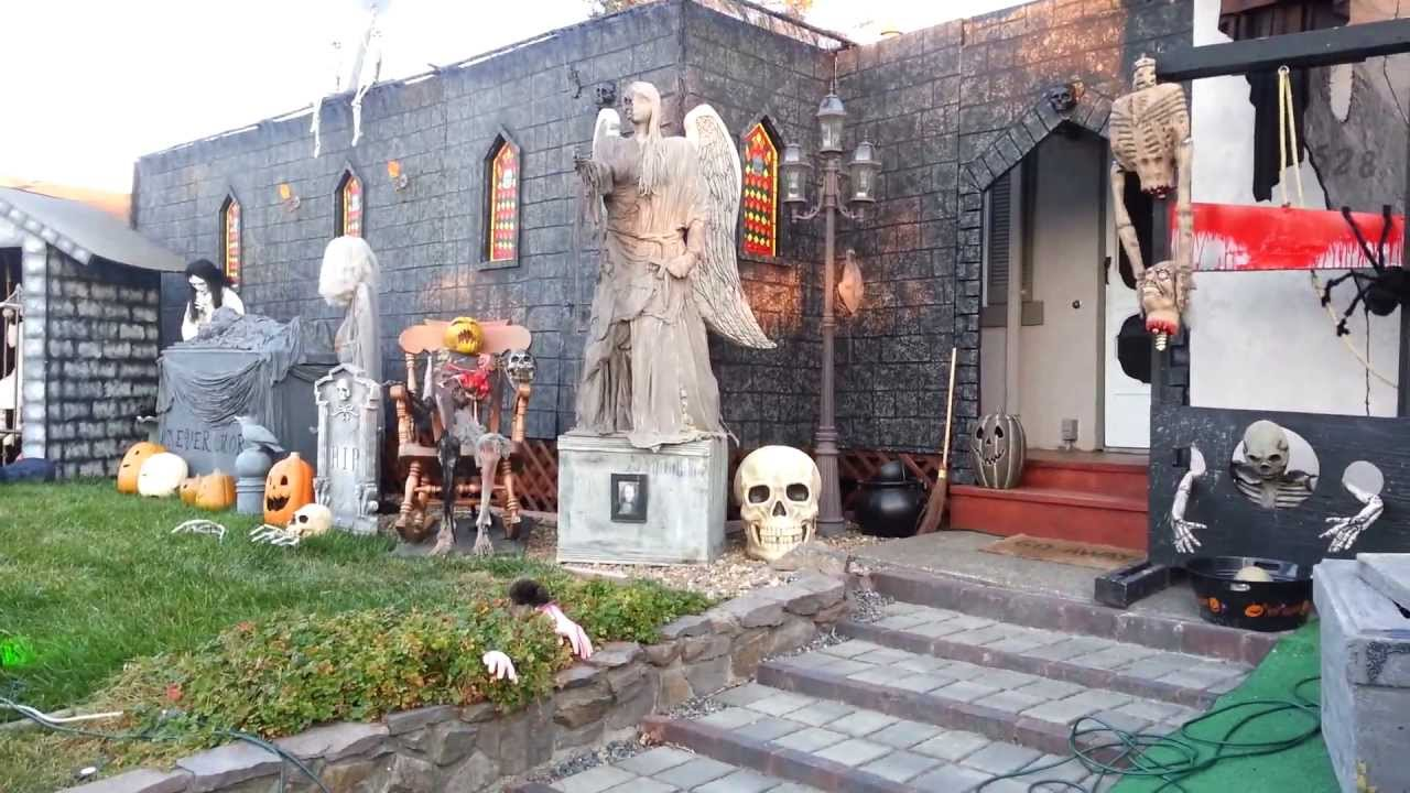 31 of the best decorated halloween houses - gallery   ebaum's world