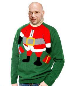26 ugly ass Christmas sweaters - Gallery   eBaum's World