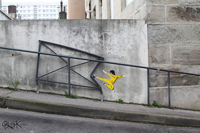 6 - 18 Examples Of Awesome Street Art