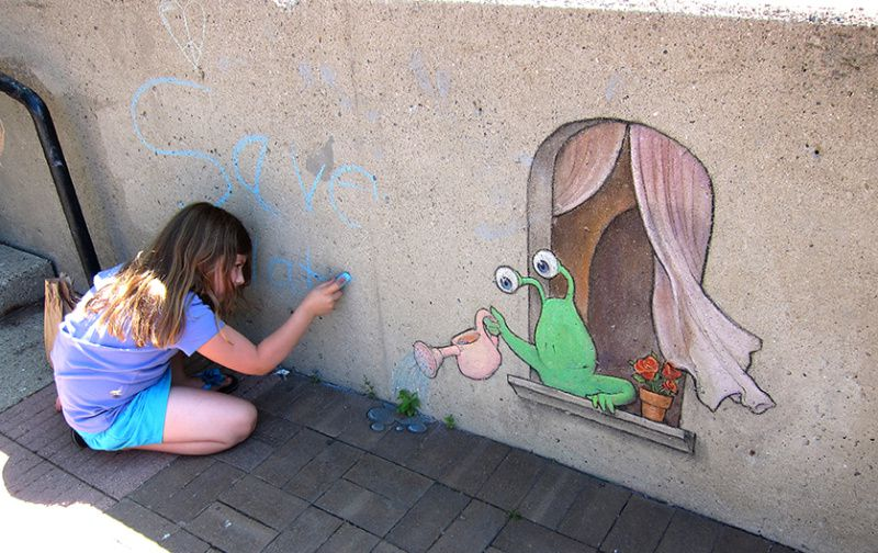 11 - 18 Examples Of Awesome Street Art