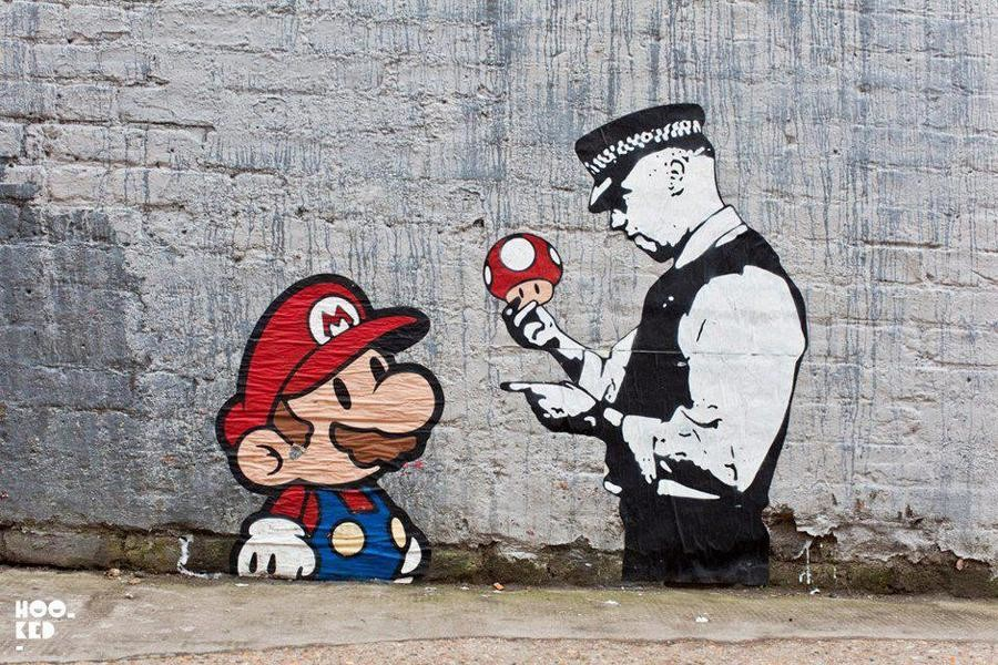 13 - 18 Examples Of Awesome Street Art