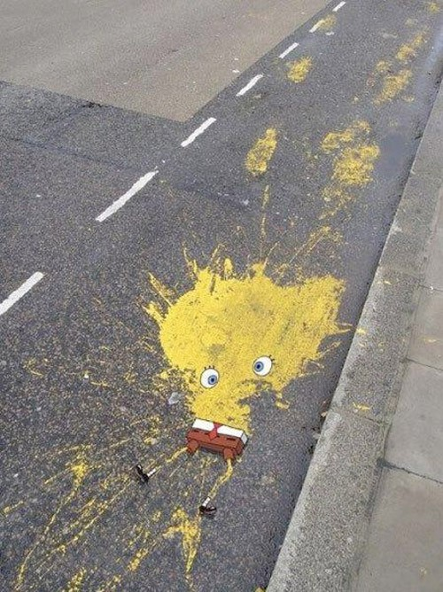 14 - 18 Examples Of Awesome Street Art