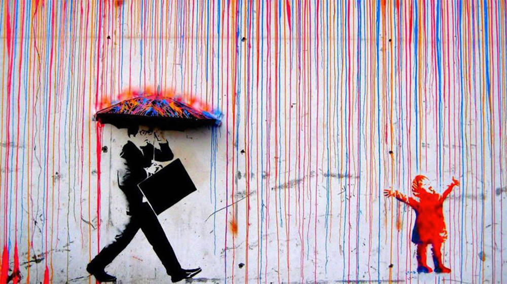 16 - 18 Examples Of Awesome Street Art
