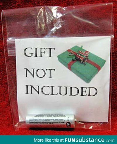 Bad gift ideas - Gallery | eBaum\'s World