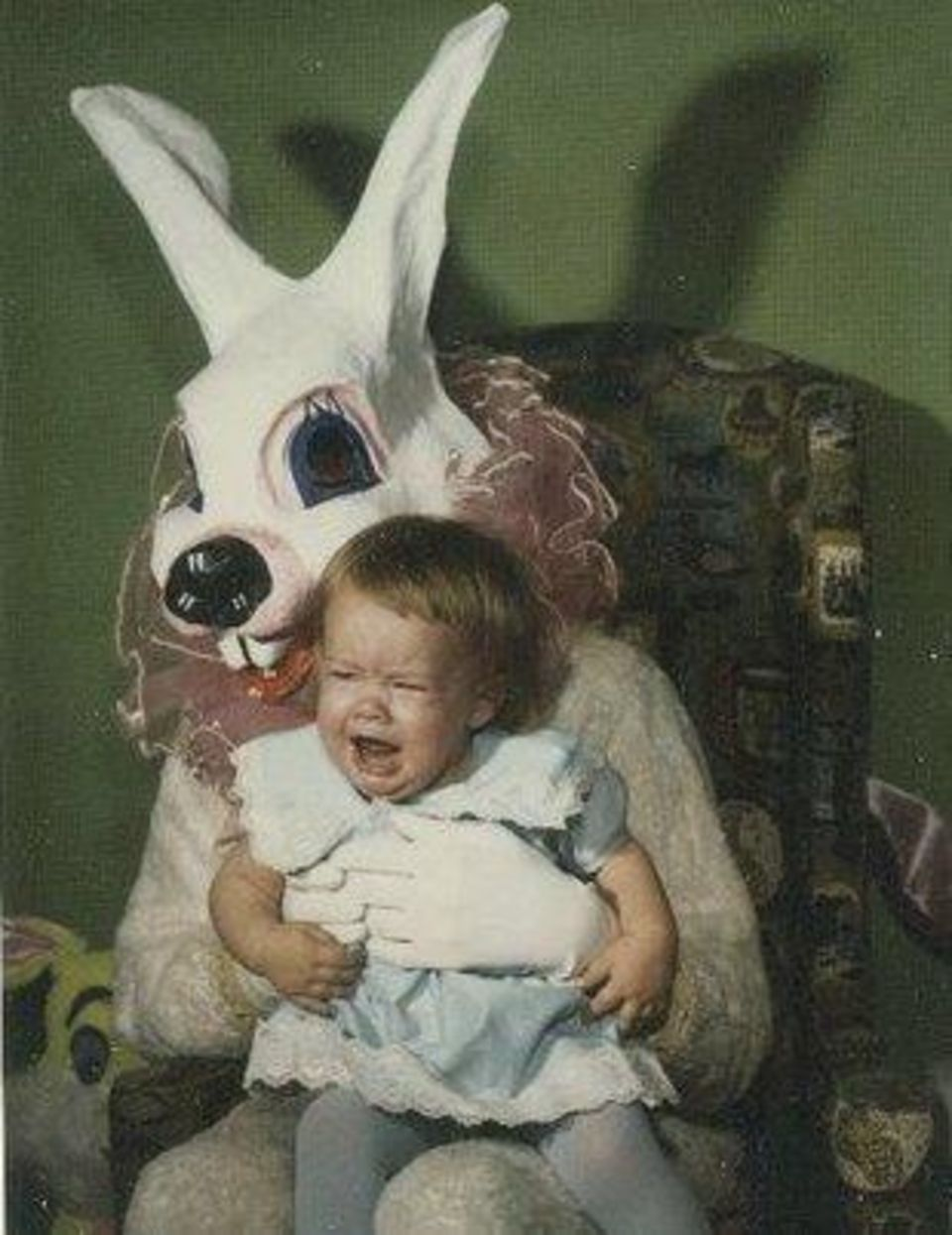 Terrifying Easter Rabbits