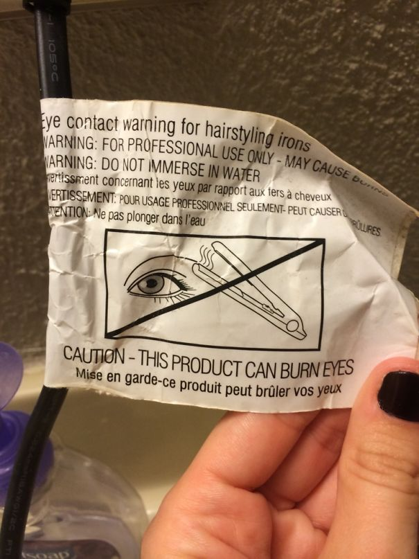 18 - 20 Sets of Instructions that Direct You to Laugh