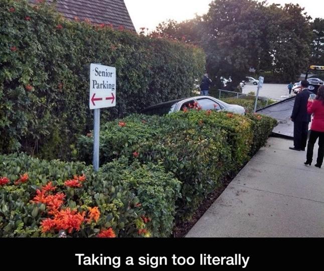 8 - Driving weirdness