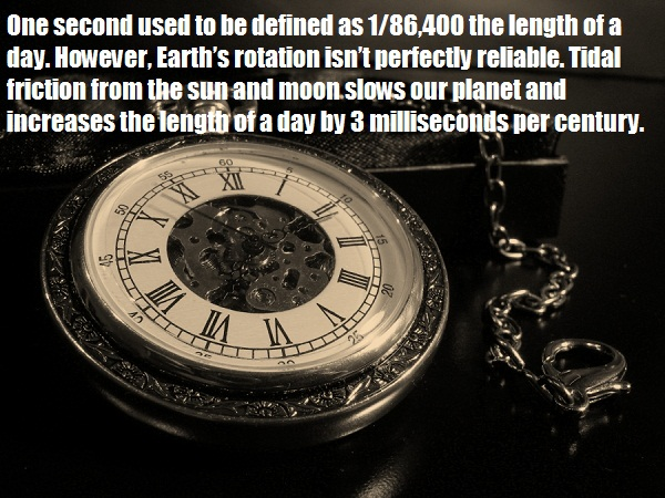 Interesting Facts About Time That Will Blow Your Mind Gallery - 22 interesting facts that will blow your mind