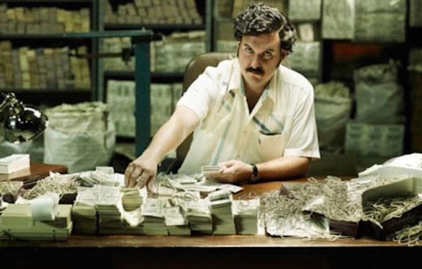 pablo escobar money room - photo #10
