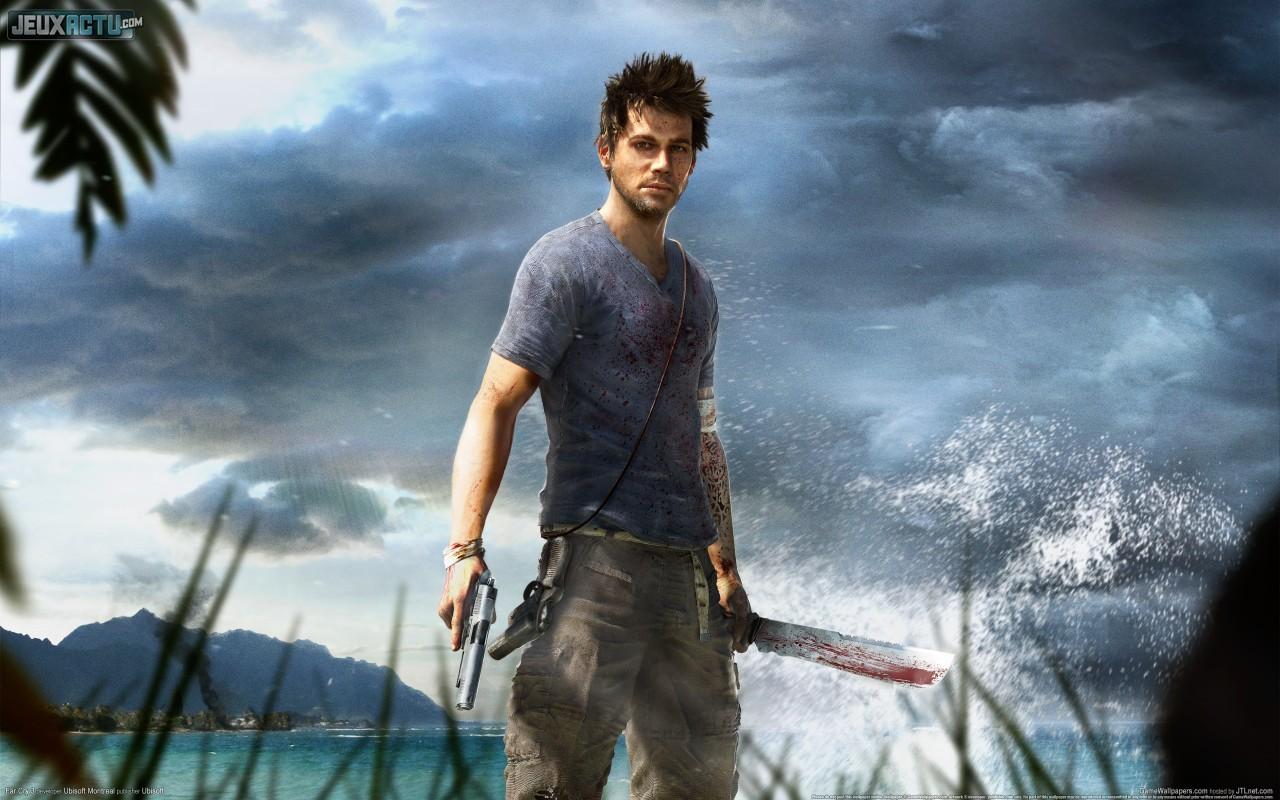 16 Of The Hottest Male Game Characters - Gallery | eBaum's ...