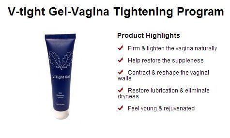 Buy V Tight Gel