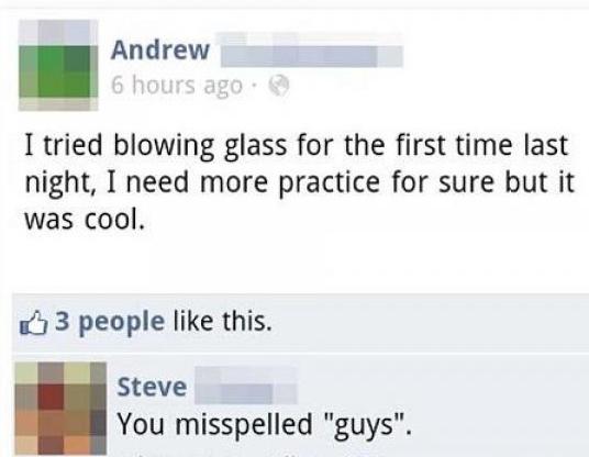 16 - 24 Facebook Wins & Fails To Make You Laugh