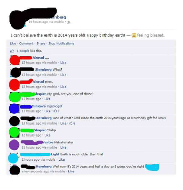 20 - 24 Facebook Wins & Fails To Make You Laugh