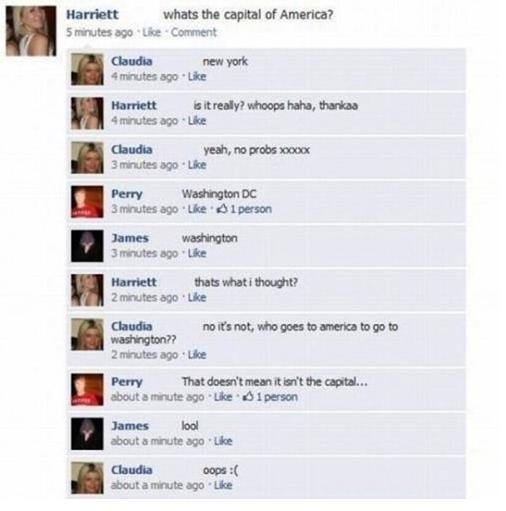 21 - 24 Facebook Wins & Fails To Make You Laugh