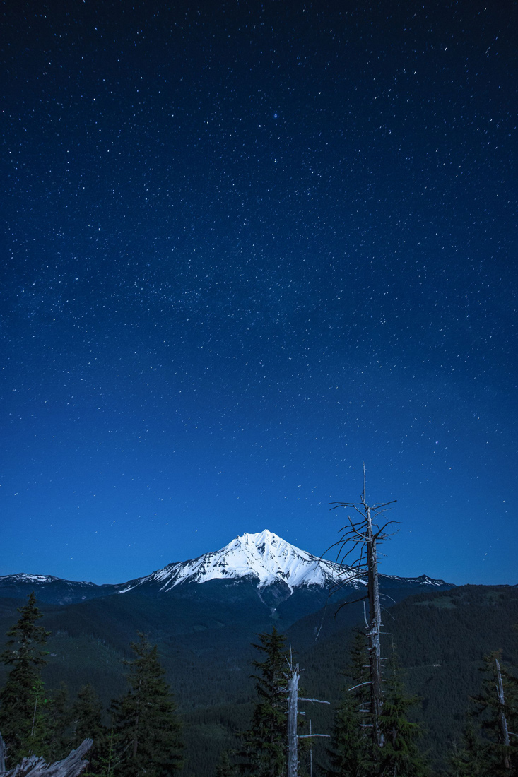 14 - Oregon's Mt. Jefferson