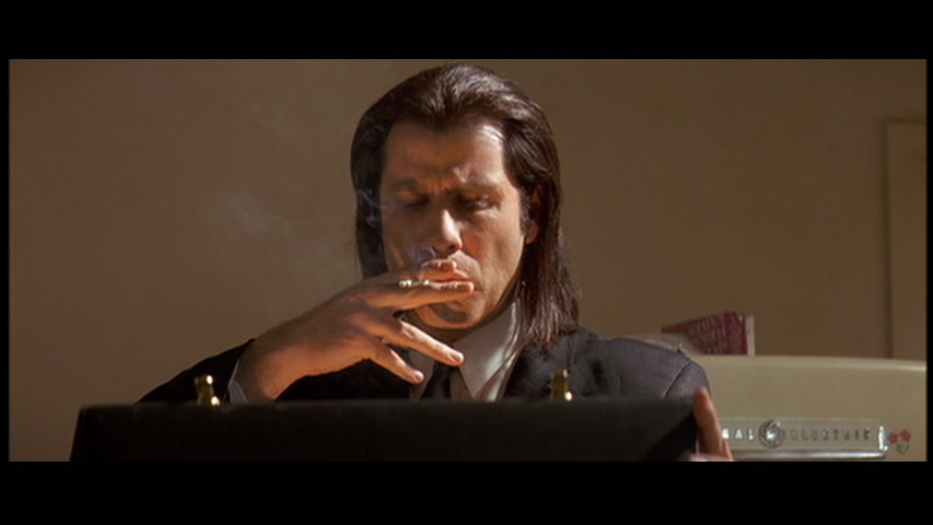 What was in the suitcase in pulp fiction