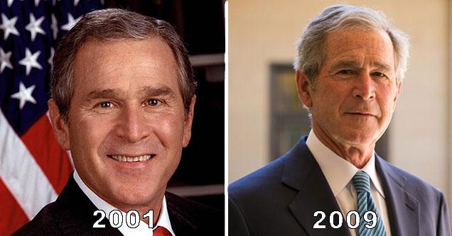 American bush allie george porn