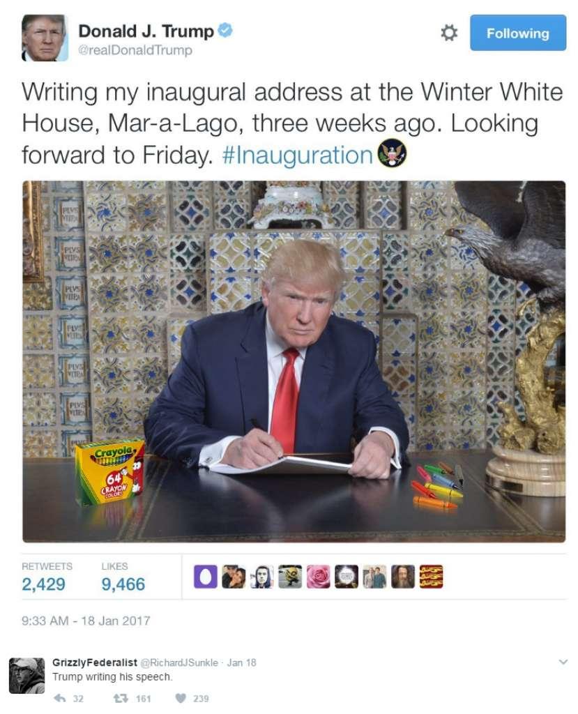 85245594 25 funny trump inauguration memes gallery ebaum's world