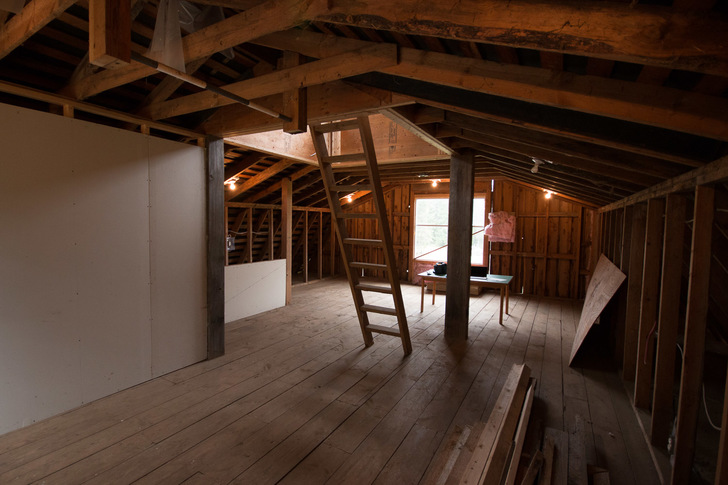 21 Pics Of A Renovated Barn Turned Into Loft Office And Apartment ...