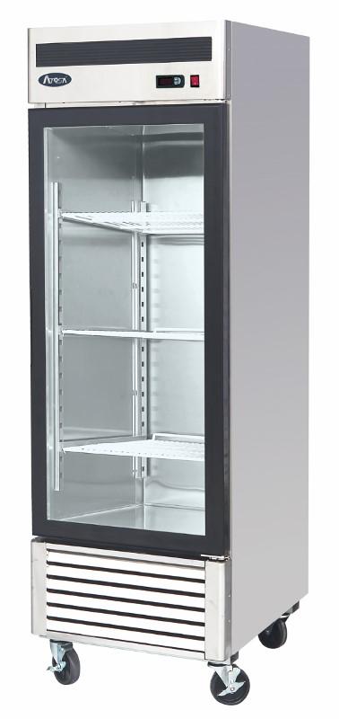 Commercial fridge freezer quality brands at affordable - Glass door refrigerator freezer ...